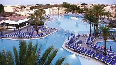 Hotel Globales Bouganvilla, Sa Coma, Majorca, Spain