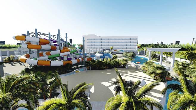 Кипр новые отели 2018