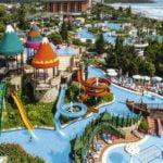 Splash World Free Child Places 2017 / 2018 Holidays