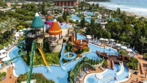 Splash World Free Child Place Holidays 2018