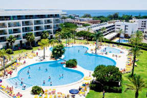 Holiday Village Algarve Free Child Places