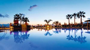 Holiday Village Tenerife Free Child Places