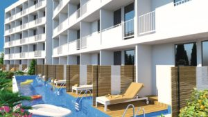Swim Up Rooms - Holiday Village Montenegro