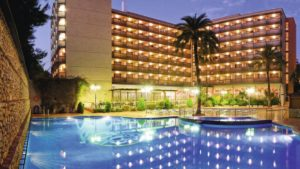 Eurosalou Hotel and Spa
