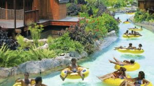 Compostela Beach Golf Apartments and Siam Park - Lazy River