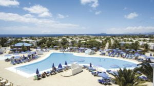 Holiday Village Lanzarote Free Child Places with First Choice