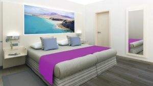 Holiday Village Lanzarote Rooms