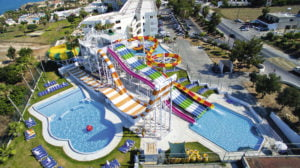 Leonardo Laura Beach & Splash Resort in Paphos, Cyprus