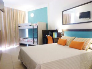Hotel Saturno Hotel room