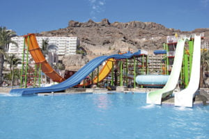 Paradise Valle Taurito Water park