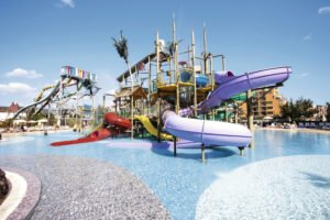 Children's water park
