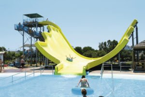 Aquasplash Estival Resort Boomerang slide