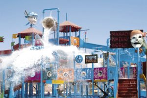 Jaz Makadi Aquaviva Splash park for kids