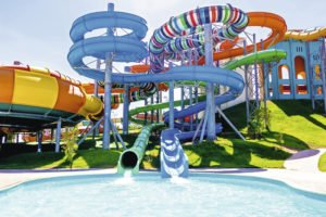 Jaz Makadi Aquaviva Water slides