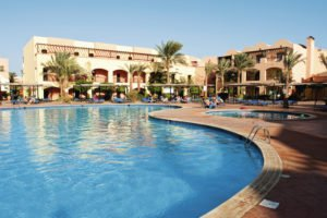 Jaz Makadi Saraya Splash Resort in Hurghada, Red Sea, Egypt