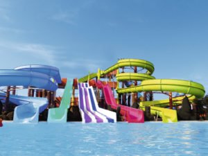 Jaz Makadi Saraya Splash Resort Water park slides