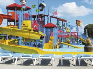 Jaz Makadi Saraya Splash Resort Kid's water slides