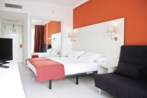 Hotel Sur Menorca Bed Room