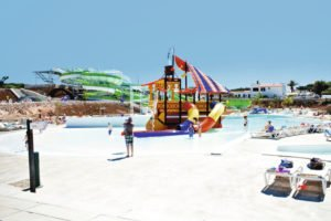 Hotel Sur Menorca Children's splash park