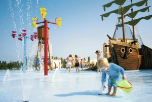 Holiday Village Alitahon Cyprus Kids splash pool