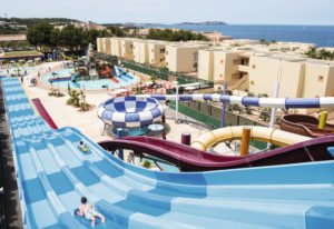 Holiday Village Seaview Ibiza Water Slide