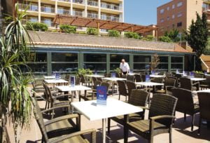 TUI BLUE Avenida Suites Al Fresco Dining