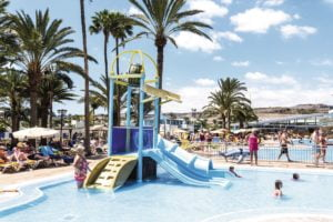 TUI BLUE Orquidea Kids' splash park