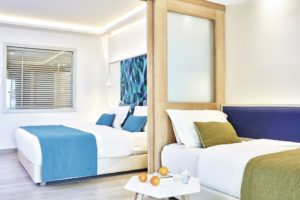 TUI BLUE Atlantica Aegean Blue Family bedroom