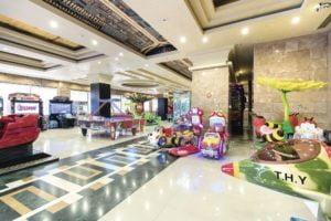 Rixos Premium Belek kids play area