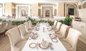 Rixos Premium Belek dining area