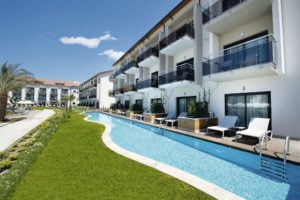 TUI Sensatori Resort Barut Fethiye swim up rooms pool