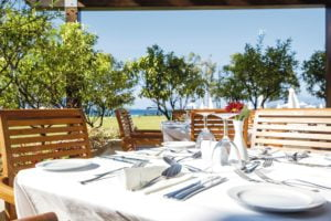 TUI BLUE Kerkyra Golf Terrace dining