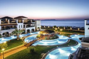 TUI SENSATORI Resort Atlantica Caldera Palacein Lyttos Beach, Heraklion Area, Greece