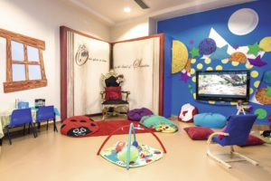 TUI SENSATORI Resort Atlantica Caldera Palace playroom