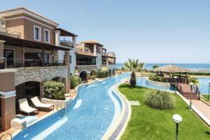 TUI SENSATORI Resort Atlantica Caldera Palace swim up rooms