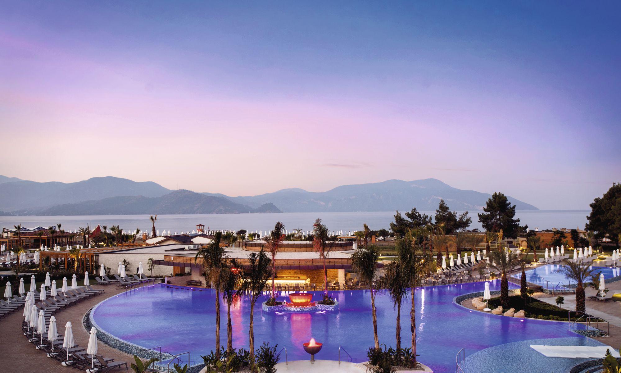Tui Sensatori Resort Barut Fethiye Free Child Places