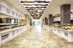 TUI Sensatori Resort Barut Fethiye buffet