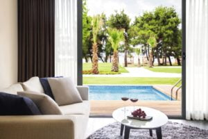 TUI Sensatori Resort Barut Fethiye private pool room