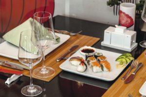 Pegasos Royal sushi
