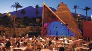 Hotel Polynesia in Benalmadena, Costa Del Sol, Spain