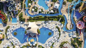 Aqua Paradise Resort in Nessebar, Bulgaria
