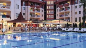 Club Aida Apartments in Marmaris, Dalaman Area, Turkey