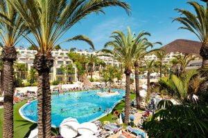 Gran Oasis Resort in Playa de las Americas, Tenerife, Canary Islands, Spain