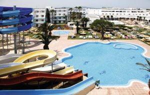 Splashworld Venus Beach in Hammamet, Tunisia